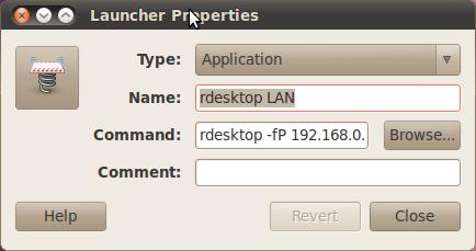 rdesktop | Michael Lane's Technology Blog
