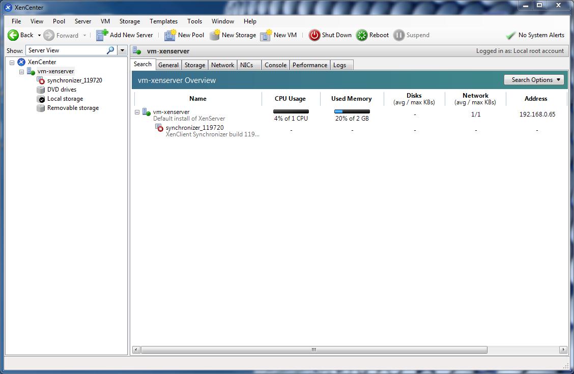 Installing citrix xenclient enterprise engine 4. 1 | blog bujarra. Com.