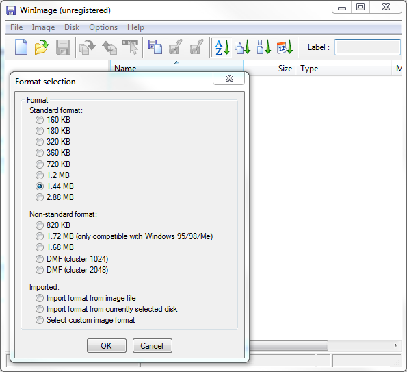 How To Create A Virtual Floppy For VMware vSphere | Michael