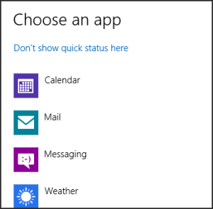 win8 Lock Screen Remove App