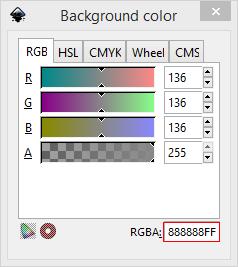 Inkscape transparent background eps
