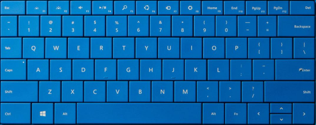 Surface Pro 3 Type Cover Keyboard