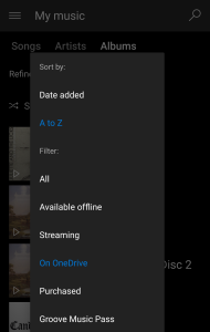 Moving from Windows 10 Mobile to Android – Tip 2 – Playing