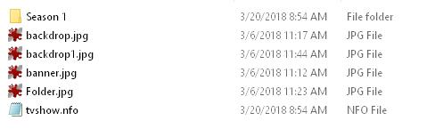 channel files